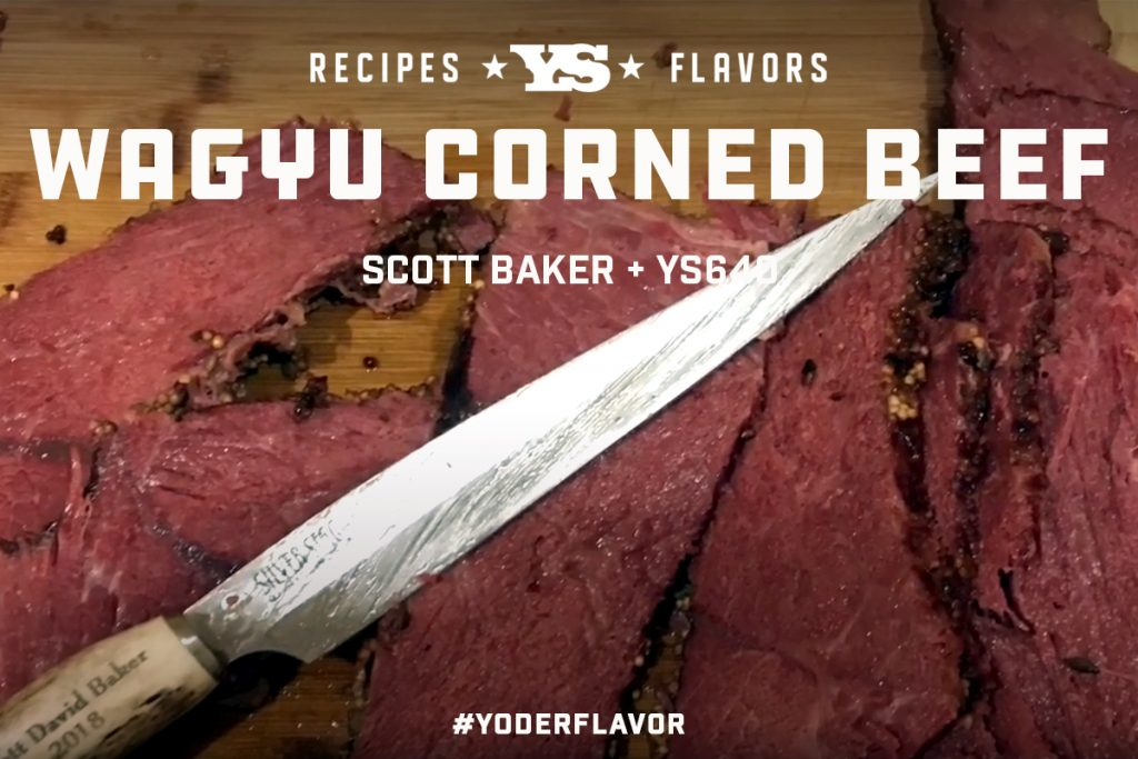 Wagyu Corned Beef Recipe
