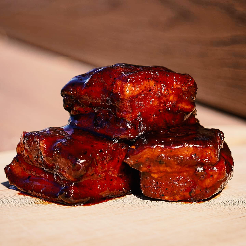 Pork Belly Burnt Ends Recipe