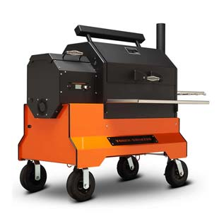 Yoder Smokers YS640S Competition Pellet Grill