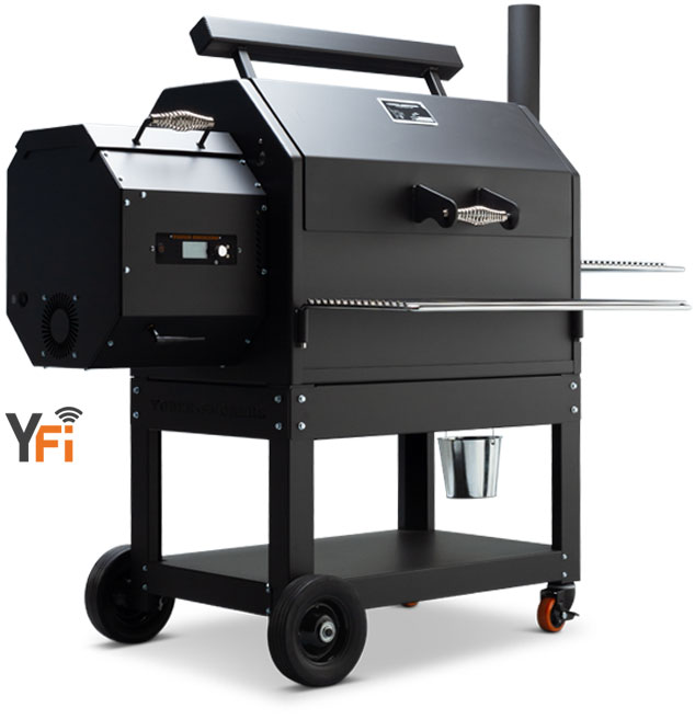 Yoder Smokers Pellet Grills