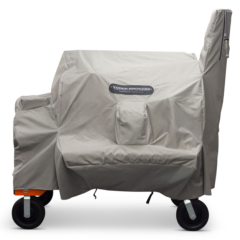 YS1500 All-Weather Cover  - Fixed Stack