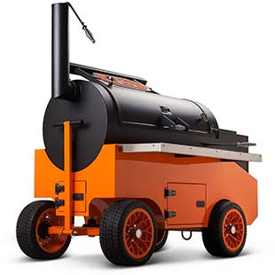 Yoder Smokers Cimarron Pellet Grill