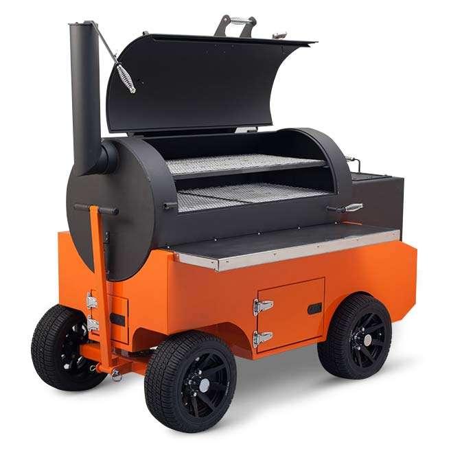 Cimarron Competition Offset Smoker