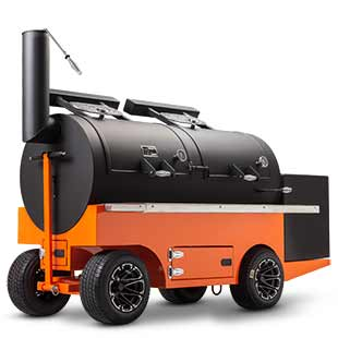 Yoder Smokers Frontiersman Competition Smoker