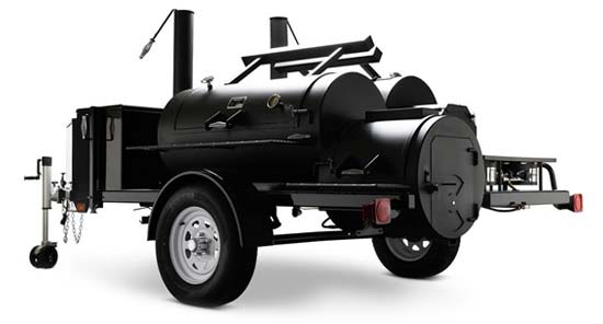 Chisholm Custom Smokers