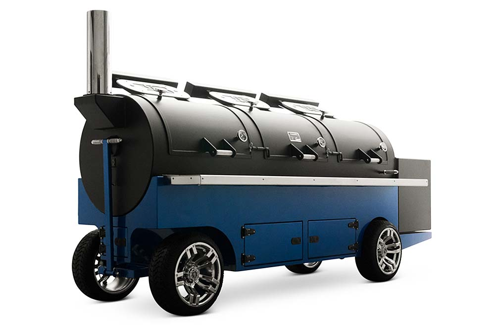 Frontiersman Custom Smokers