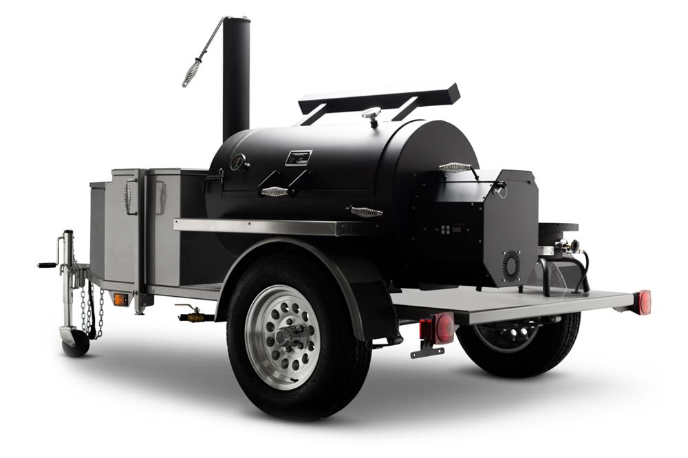 YS1500 Pellet Custom Smoker