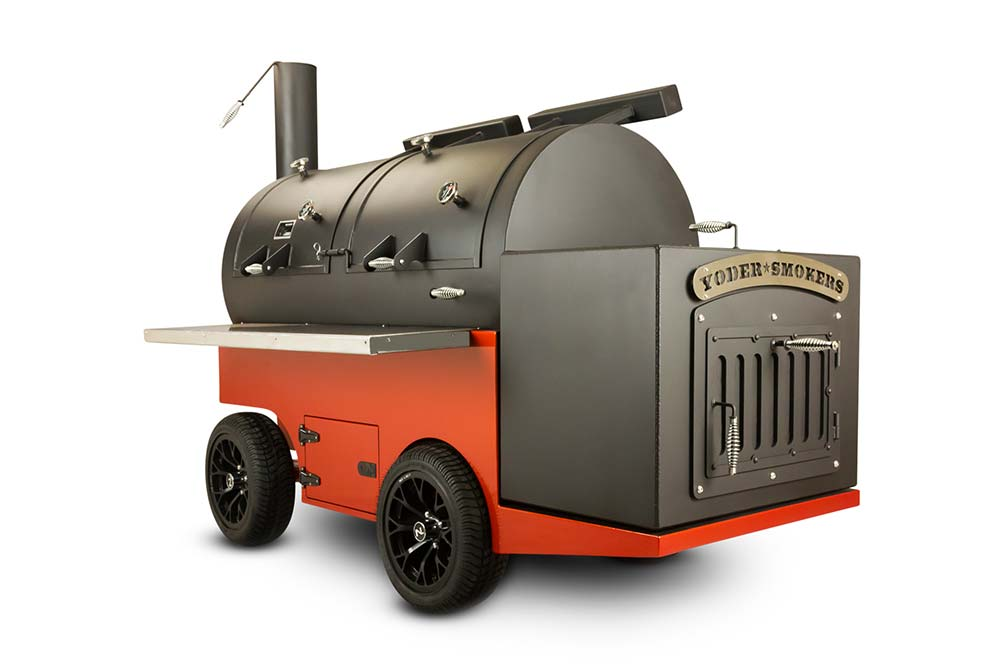 Trailboss Custom Smokers