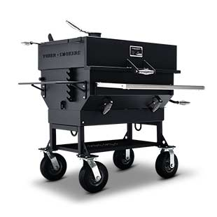 Yoder Smokers 24 by 36 Inch Charcoal Grill