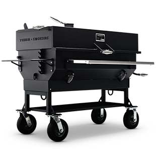 Yoder Smokers 24 by 48 Inch Charcoal Grill