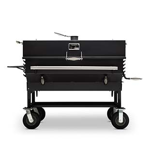 24x48 Charcoal Grill