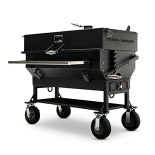24x48 American Made Charcoal Grill