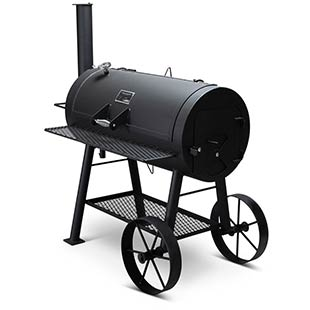 Abilene American Made Charcoal Grill