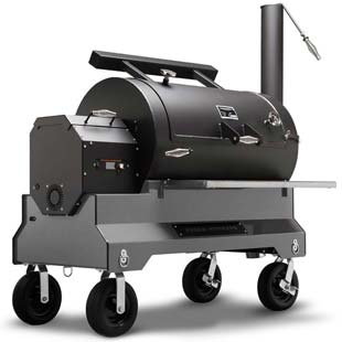 Yoder Smokers YS1500S Competition Pellet Grill