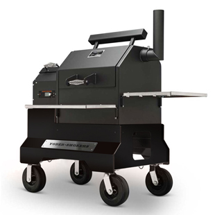 YS480s Competition Cart Pellet Grill