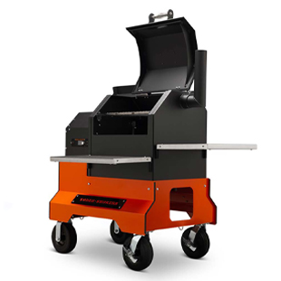 YS480s Competition Cart Pellet Smoker