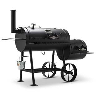 Yoder Smokers Cheyenne Offset Smoker