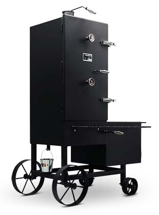 Yoder Smokers Stockton Vertical Smoker